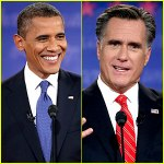 Letting Go Cafe-Barack Obama & Mitt Romney