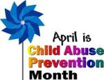 April Is Child Abuse Prevention Mondy