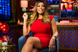 Wendy Williams Never Let Go